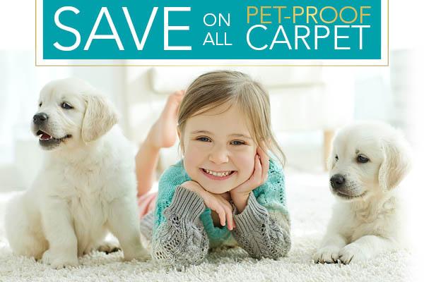Pet Proof Carpet On Sale Now! Start Saving Today! Drexel Interiors ...